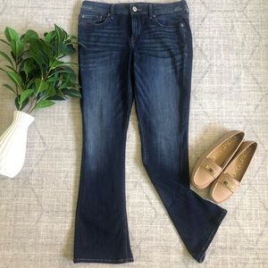 💙 Like New Express Jeans! 💙 Barley Boot-Mid Rise